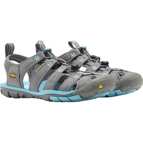 Keen Clearwater CNX Sandals Dame garg/norse blue